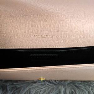 Saint Laurent Bags - YSL Classic Cassandre monogram clutch